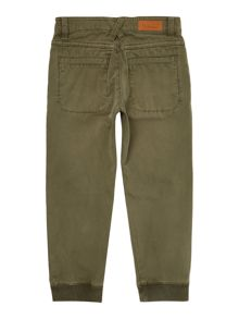 Timberland Boys Bleach effect trousers