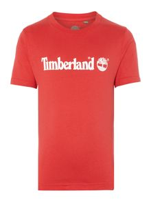 Timberland Boys Short sleeved t-shirt