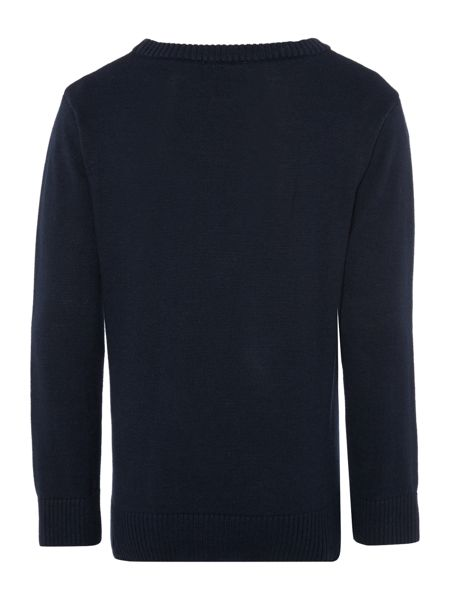 Timberland Boys Round neck knitted sweater