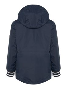 Timberland Boys Coated hooded parka