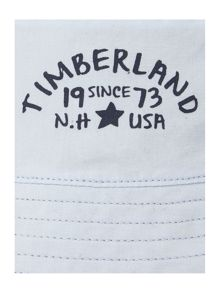Timberland Baby boys Cotton sun hat