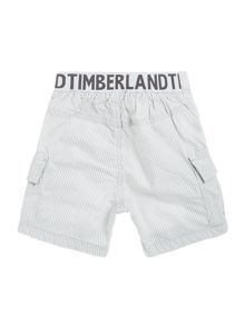 Timberland Baby boys Striped bermuda shorts