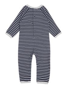 Timberland Baby boys Marine style overalls