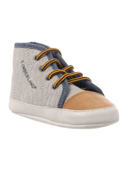 Timberland Baby boys Cotton jersey slippers