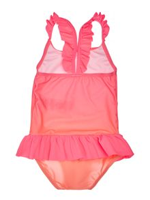 Billieblush Baby girl Dip-Dye Swimsuit with Ruffles