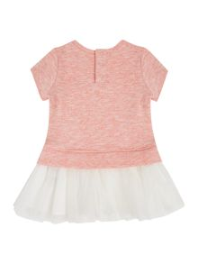 Baby girls Dress with Tulle Skirt