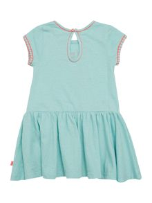 Baby girls Dress with Dove Print