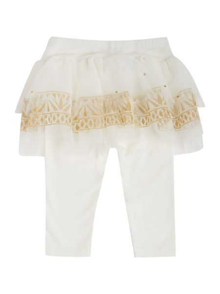Billieblush Baby girls Leggings with Tulle Tutu