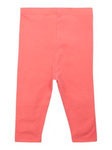 Baby girls Pink Leggings with Bows