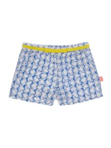 Billieblush Baby girls Embroidered Shorts