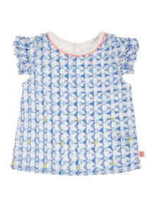 Billieblush Baby girls Embroidered Blouse