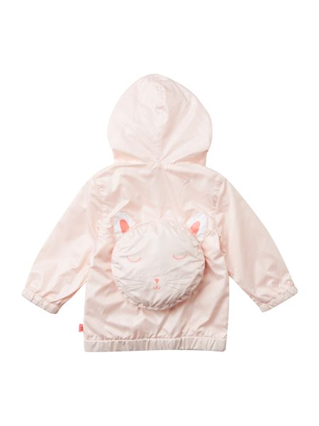 Billieblush Baby girls Pale Pink Windbreaker