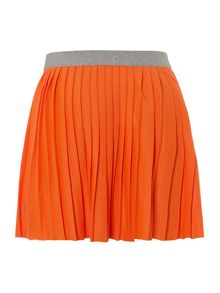 Billieblush Girls Pleated Jersey Skirt
