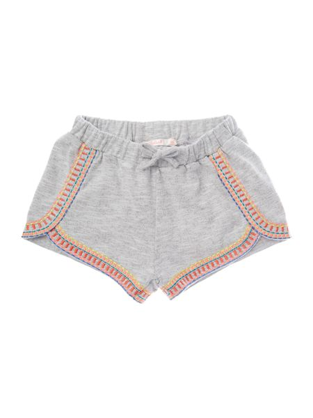 Billieblush Girls Casual Shorts with Embroidery