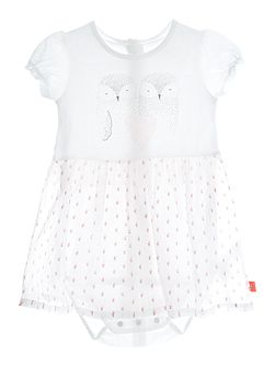 Baby girls Printed Dress with Bloomers
