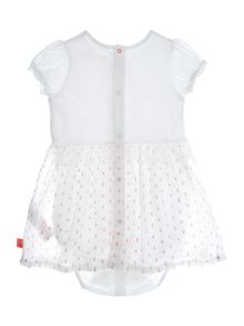 Billieblush Baby girls Printed Dress with Bloomers