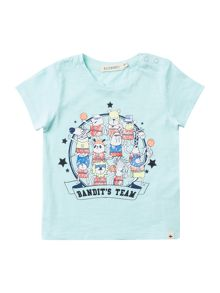 Billybandit Baby boys Short sleeved t-shirt