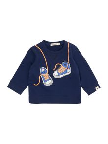 Billybandit Baby boys Fleece sweater