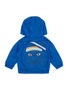 Billybandit Baby boys Hooded windbreaker