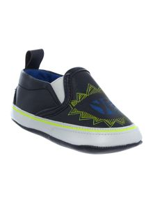Baby boys Leather effect sneakers
