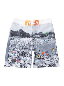 Billybandit Boys Board shorts