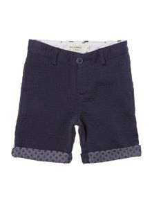 Billybandit Boys Shorts with printed turn-ups