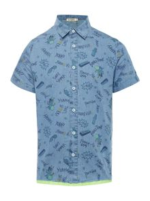 Billybandit Boys Short sleeved shirt