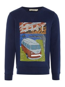 Billybandit Boys Fleece sweater