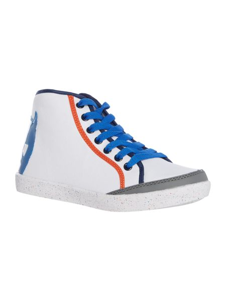 Billybandit Boys High top trainers