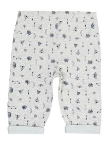 Billybandit Baby boys Reversible jersey trousers