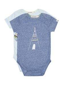 Billybandit Baby boys Two bodysuit set