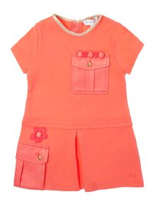 Little Marc Jacobs Baby girls Lovely Milano dress