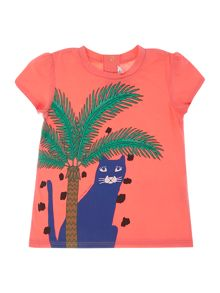 Little Marc Jacobs Baby girls Short sleeved t-shirt