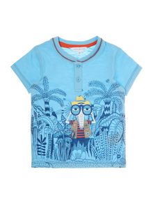 Baby boys Short sleeved t-shirt