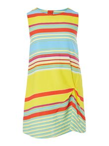 Little Marc Jacobs Girls Striped dress