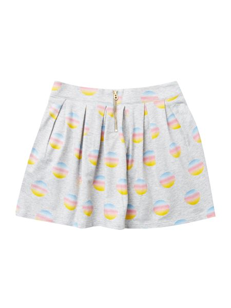 Little Marc Jacobs Girls Different dip dye circles skirt