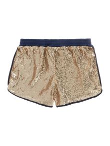 Little Marc Jacobs Girls Sequined shorts