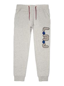 Little Marc Jacobs Boys Fleece jogging trousers