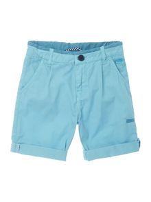 Little Marc Jacobs Boys Cotton drill shorts