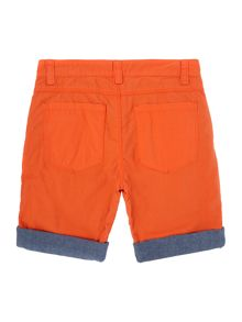 Little Marc Jacobs Boys Reversible shorts