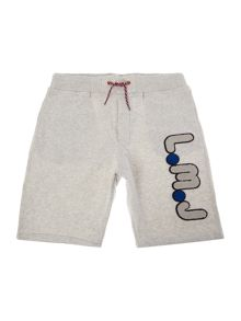 Little Marc Jacobs Boys Fleece shorts