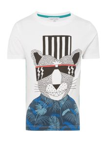 Little Marc Jacobs Boys Short sleeved t-shirt