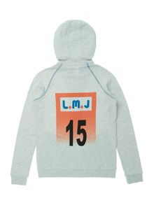 Little Marc Jacobs Boys Fleece Hoody
