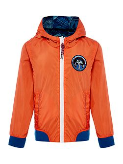 Little Marc Jacobs Boys Windbreaker jacket