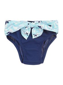 Carrement Beau Baby girls Swimming Bottoms