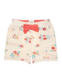 Carrement Beau Baby girls Fleece shorts