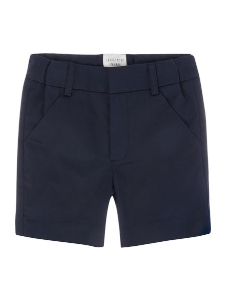 Carrement Beau Baby boys Suit twill bermuda shorts