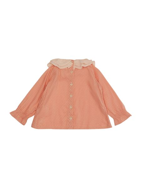 Carrement Beau Baby girls Long sleeved blouse