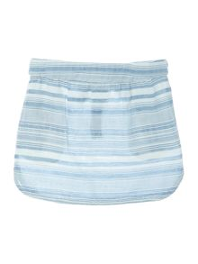 Carrement Beau Girls Striped skirt