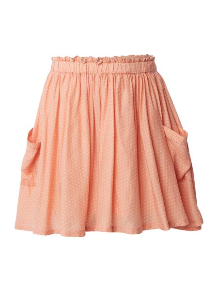 Carrement Beau Girls Spotted skirt